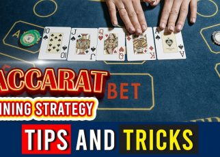 Baccarat, Winning Strategy, Tips and Tricks
